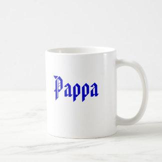 Pappa コーヒーマグカップ