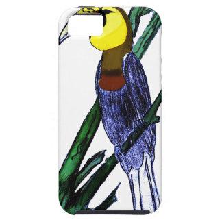 Papuanのミナミジサイチョウの鳥 iPhone SE/5/5s ケース