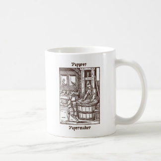 Papyrer - Papermaker コーヒーマグカップ