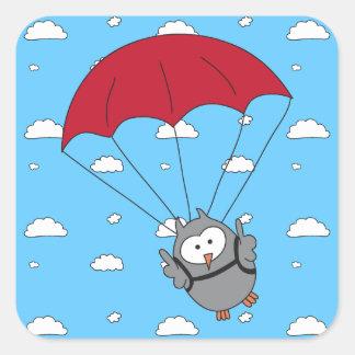 Parachuterの警笛 スクエアシール