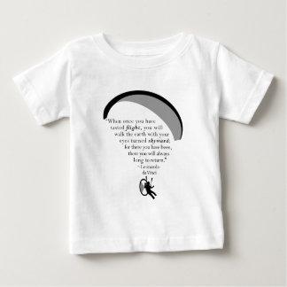 paraDaVinci ベビーTシャツ