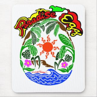 Paradise Egg マウスパッド