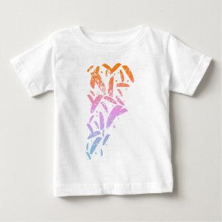 Paragliderの一団 ベビーTシャツ