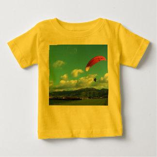 Paramotoring ベビーTシャツ
