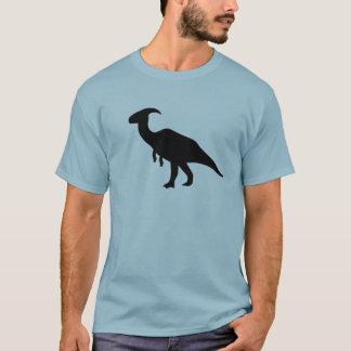 Parasaurolophusの恐竜 Tシャツ