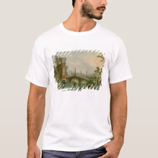 Parcの鍵を与えているCarmontelle Tシャツ