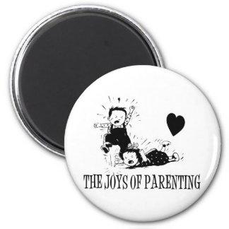 Parentingの喜び マグネット