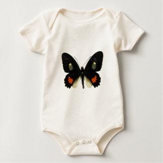 Paridesのアゲハチョウの蝶 ベビーボディスーツ