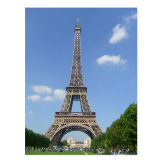 Paris - Tour Eiffel - ポストカード