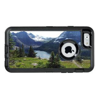 park隠された湖は見落とします オッターボックスディフェンダーiPhoneケース