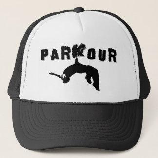 Parkourのアスリート キャップ