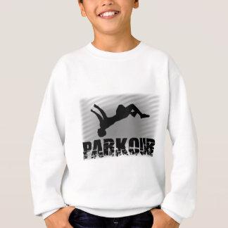 Parkour スウェットシャツ