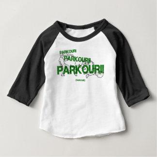 PARKOUR ベビーTシャツ
