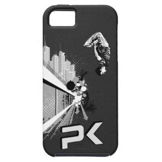 Parkour Backflip iPhone SE/5/5s ケース
