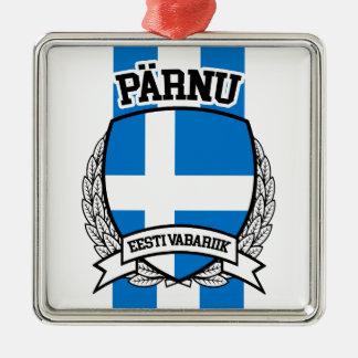Pärnu メタルオーナメント