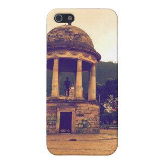 Parque de los Periodistasボゴタ iPhone SE/5/5sケース