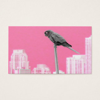~Parrot~の名刺のテンプレートは、カスタマイズ 名刺