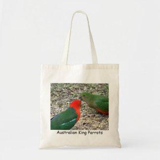 Parrotsオーストラリアの王 トートバッグ