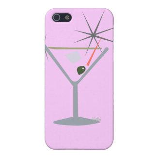 Partiniマルティーニガラス iPhone 5 カバー