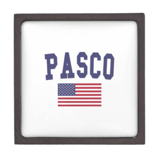 Pasco米国の旗 ギフトボックス