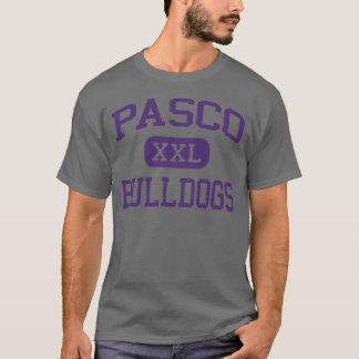 Pasco -ブルドッグ-高等学校- Pascoワシントン州 Tシャツ