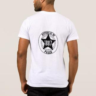 Pasco 2つのTシャツメンズ Tシャツ