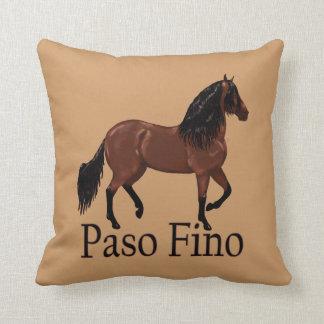 """Paso Fino湾""""Paso Fino """" クッション"""