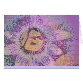Passiaflora カード