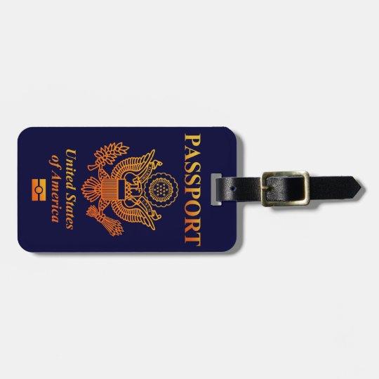 PASSPORT(USA) ラゲッジタグ