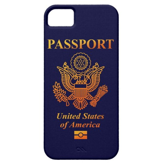 PASSPORT(USA) iPhone SE/5/5s ケース