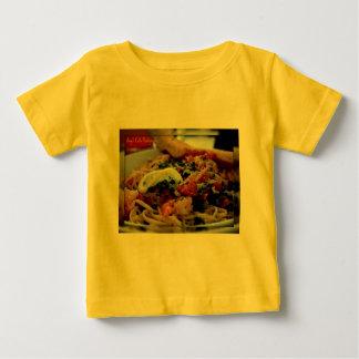 Pasta1 ベビーTシャツ