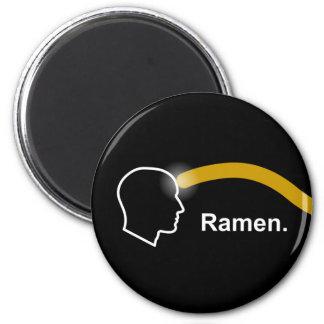 Pastafarianism -ラーメンの冷蔵庫用マグネット マグネット