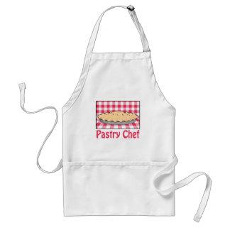 Pastry Chef Pie Baking Dessert Oven Bakery Baker スタンダードエプロン