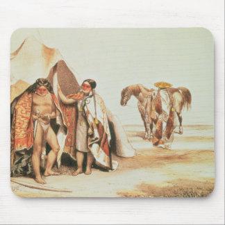 Patagonianインディアン マウスパッド