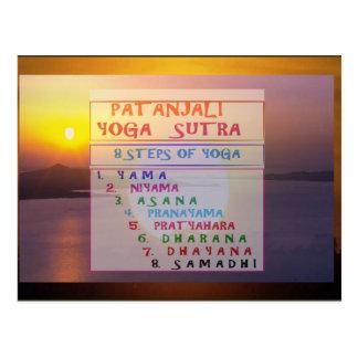 PATANJALI Yoga Meditation Sutra List