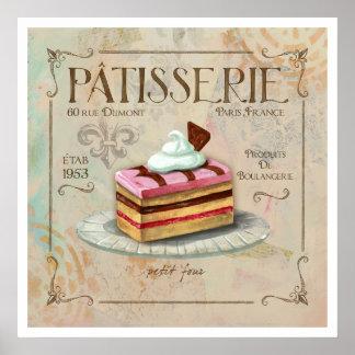 Patisserie IIポスター芸術 ポスター