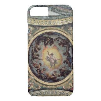 Patmos 1520-23年の聖ヨハネの視野(フレスコ画) iPhone 8/7ケース