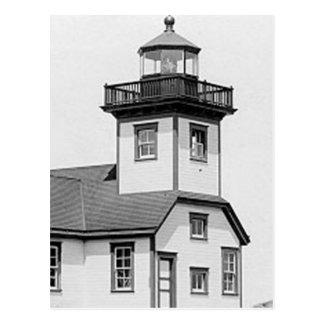 Patosの島の灯台 ポストカード
