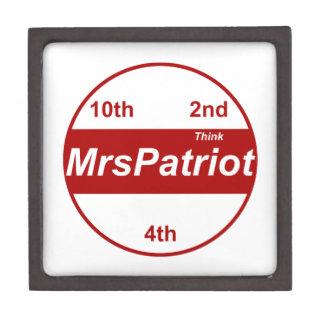 Patriotの優れたギフト用の箱夫人 ギフトボックス