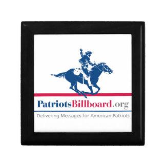 PatriotsBillboard.orgのサポートアメリカの価値 ギフトボックス