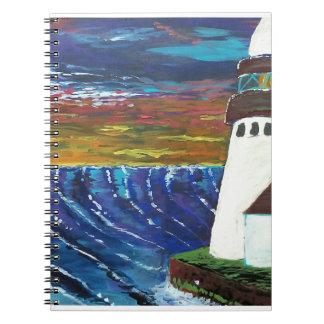 Patsmack著灯台 ノートブック
