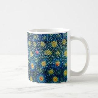 PatternWear©著カワマス コーヒーマグカップ