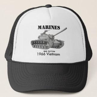 Pattonタンク海兵隊員 キャップ