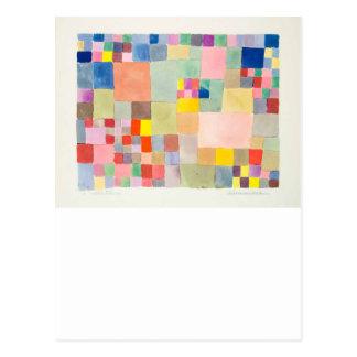 """""""Paul Klee""""の優良製品 ポストカード"""