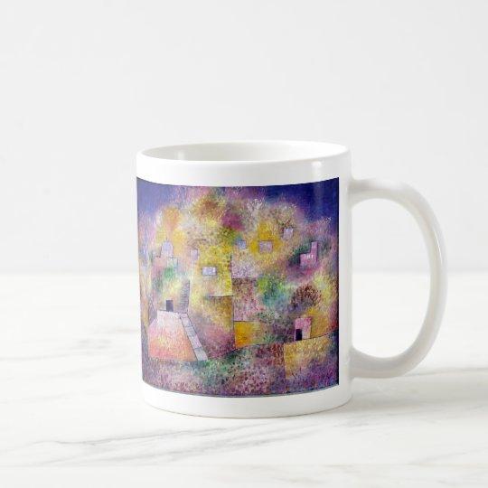 Paul Klee , Oriental pleasure garden コーヒーマグカップ