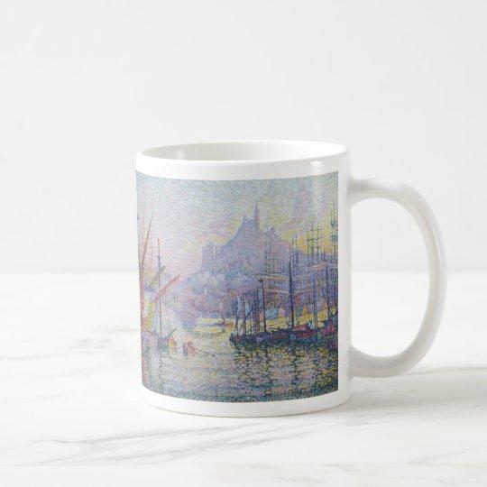 Paul Signacのマグカップ , No.02 コーヒーマグカップ