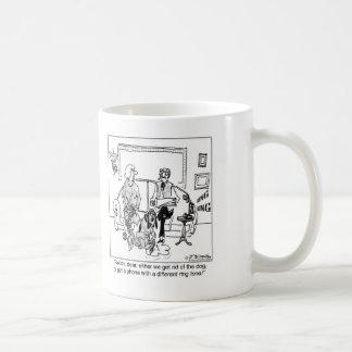 Pavlovの呼出し音 コーヒーマグカップ