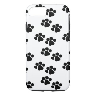Paw Prints For Pet Owners iPhone 8/7ケース