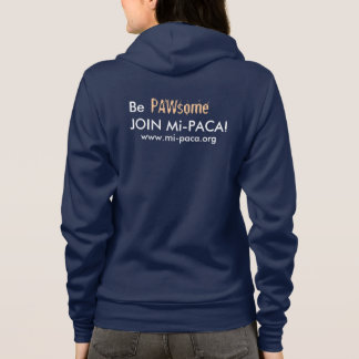 PawSome MiPACAのフード付及び他の服装があって下さい パーカ