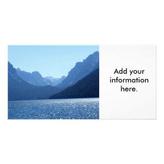 Payette湖の写真カード カード